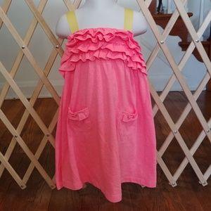 Girls 4t Gymboree ruffle Dress